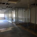 自習室内装工事2