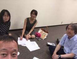 スタッフミーティング