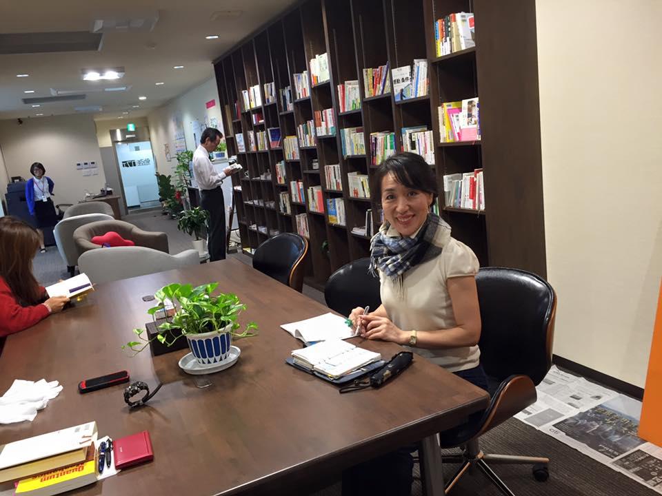 野崎さん、インタビューありがとうございました!