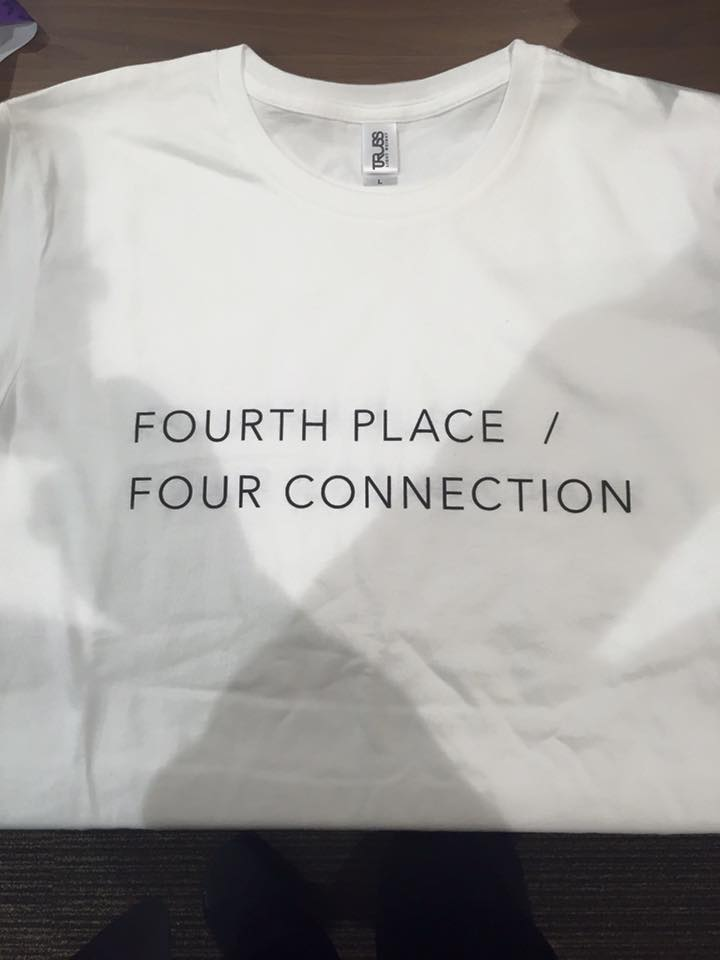 fourthplaceTシャツ