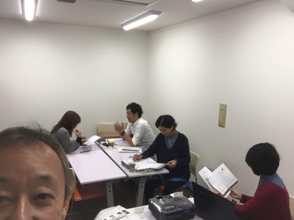 英会話勉強会(初級)