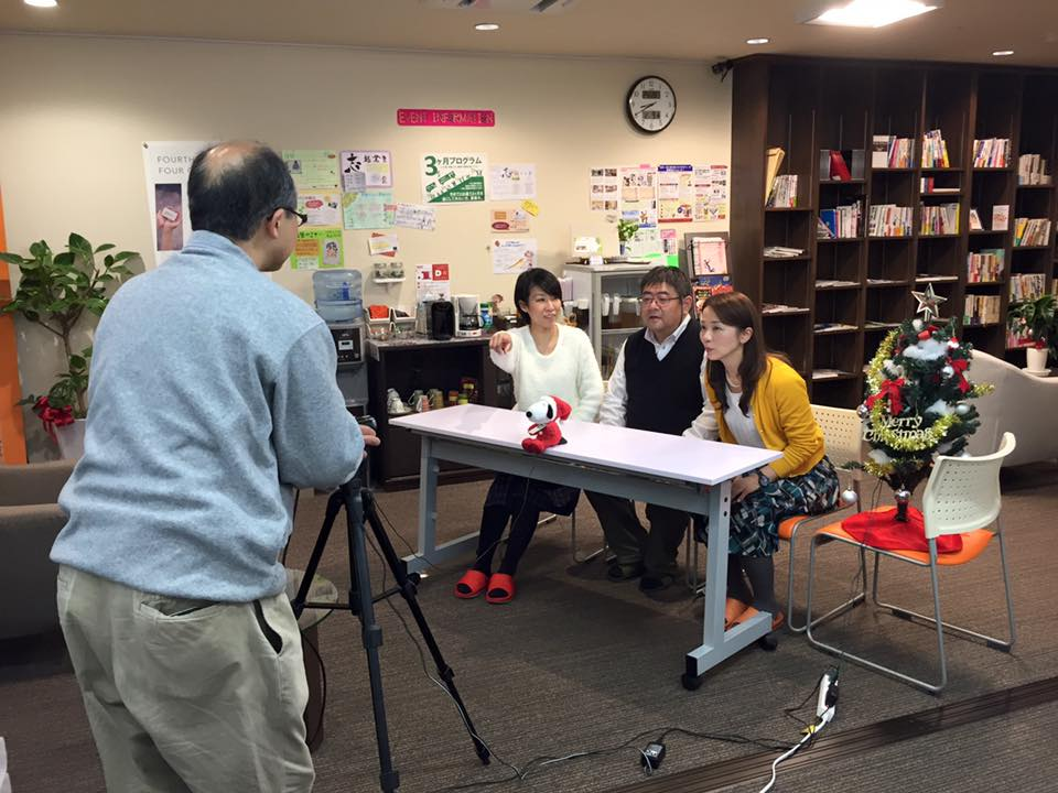 USTREAM 勉強カフェ 岡山チャンネル