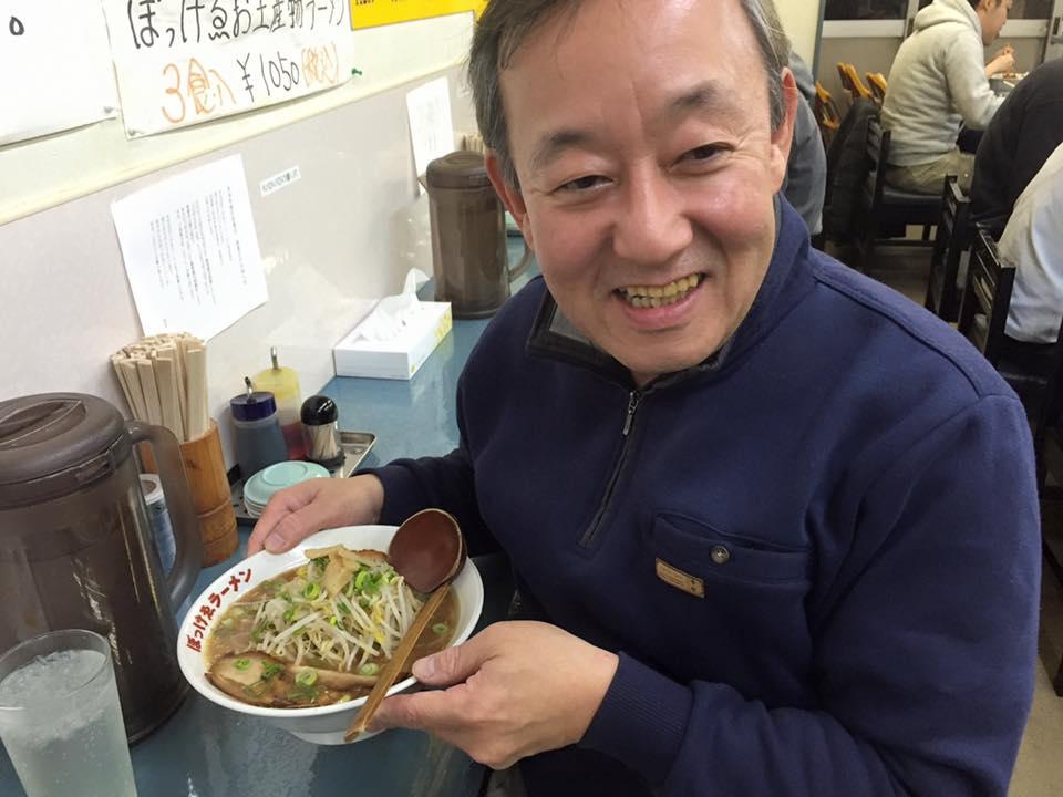勉強カフェ岡山スタジオラーメン部