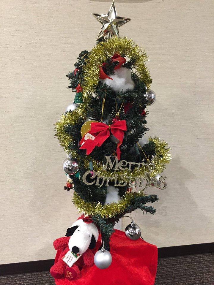 勉強カフェ 横浜関内スタジオ 寺本マネージャーからのクリスマスプレゼント